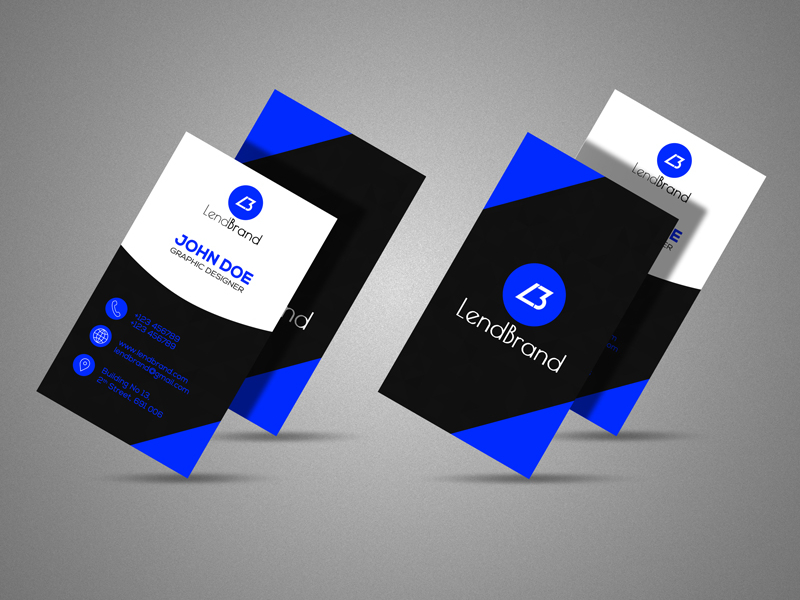 f33fa242220fd7d3ba28b67e80c59b1a - Free Vertical Business Card Mockup | Vol 2