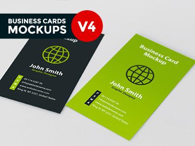 f3df57b239f8ada733302849ad4b27c3 - Business Card Mockup V4