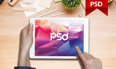 f3f37c6267eeb1483a5d011a2b4983dc 400x240 - Working on iPad Mockup Free PSD