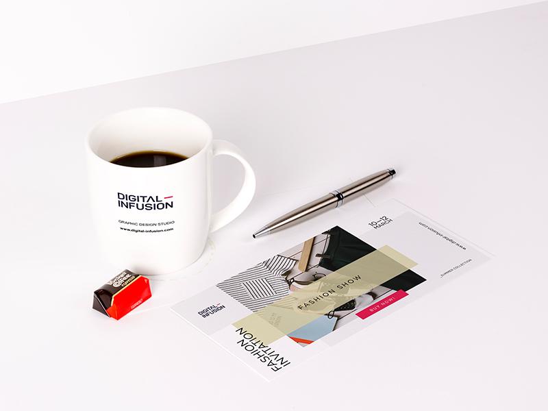 f5c4a09f58c96020b58beff0cfdb5db9 - FREE — DL Invitation & Coffee Mug Mock-up