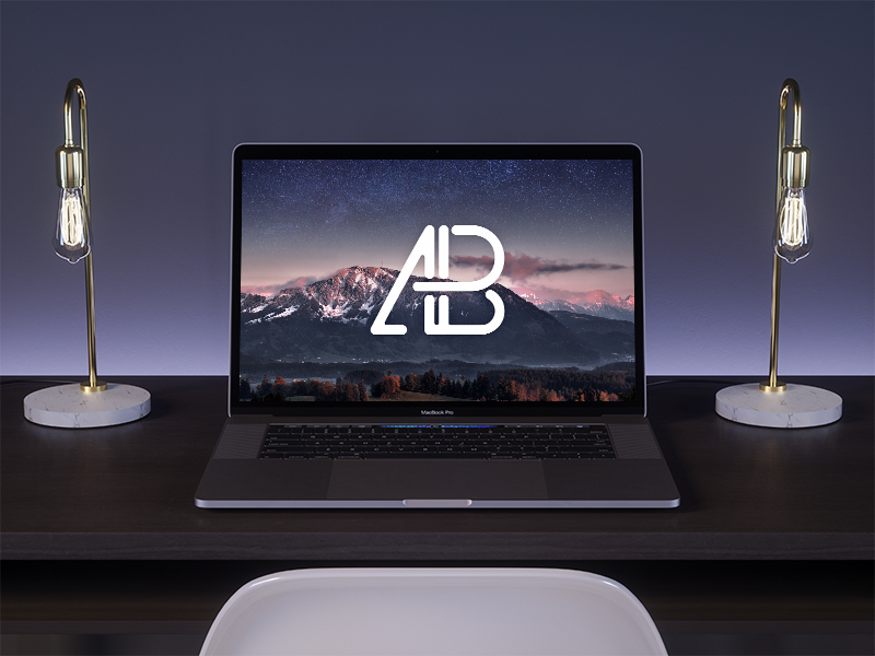 f715b18f079b87d4787d88ea4ef483e7 - 2017 Macbook Pro On Desk Mockup