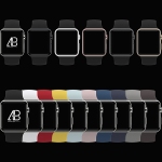 f7f2d785ebae845b89e16f467064975e 150x150 - Ceramic Apple Watch Series 3 Mockup